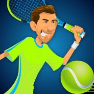 网球竞技赛