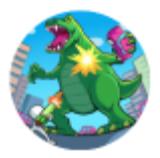 恐龙那么大