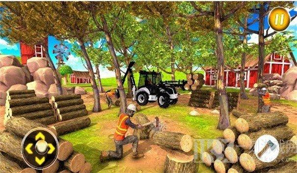 现代木屋建造