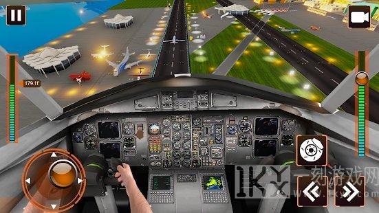 飞行员考试模拟器