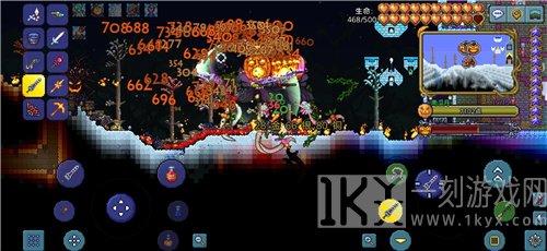 泰拉瑞亚国服手机版9月28日上线 同步PE国际服最新版本