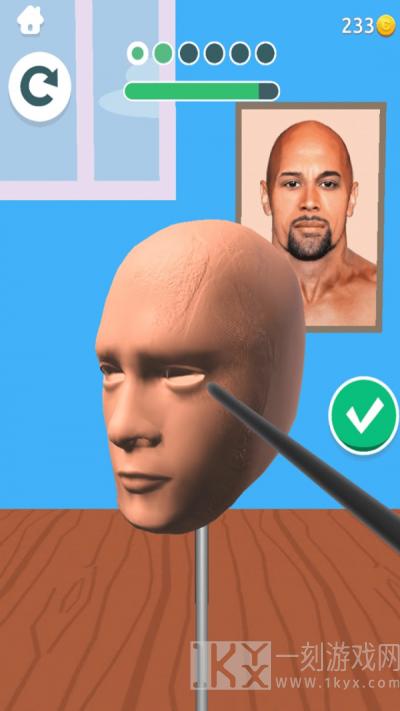 捏脸模拟器