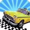 质朴的出租车驾驶模拟器