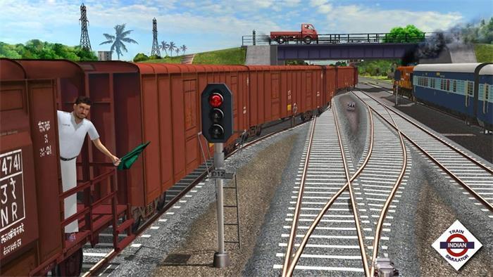 印度火车模拟器2021截图