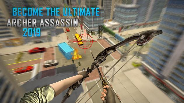 刺客弓箭手射击截图