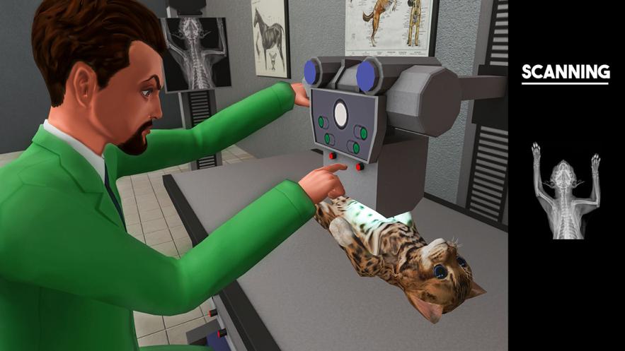 宠物兽医动物医生救援截图