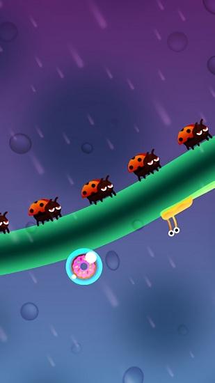 蜗牛跑起来截图
