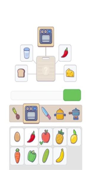 简单厨房截图