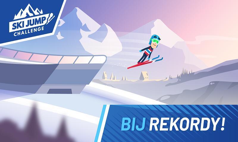 跳台滑雪竞技截图