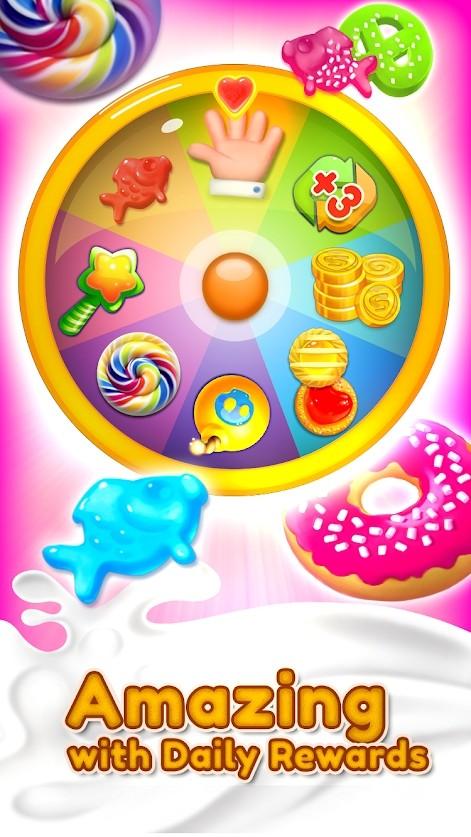 甜甜圈面包店截图
