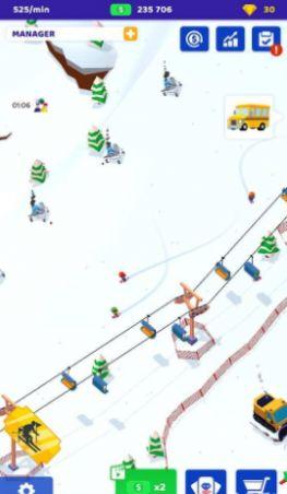 滑雪场老板截图