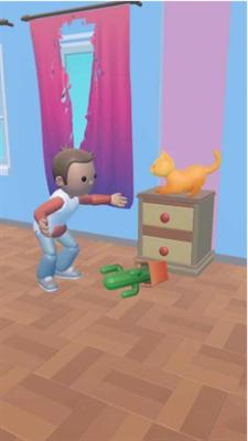 糟糕猫3D截图