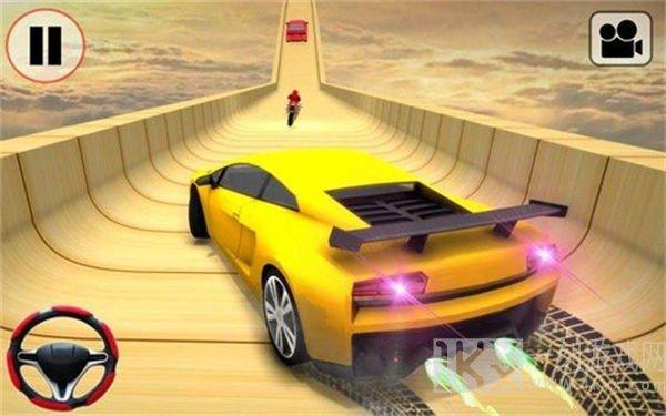 汽车特技竞赛3D