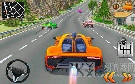 高速赛车竞速赛