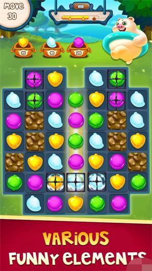 Candy糖果爆炸2021截图