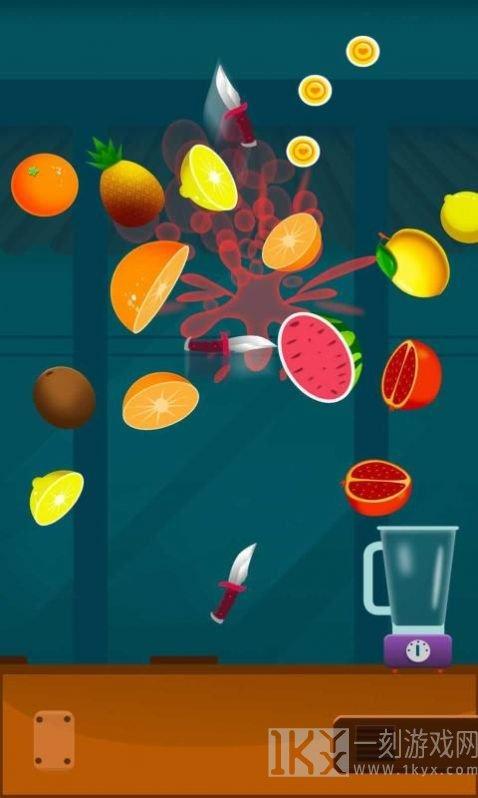 水果刀大师