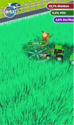 收割我的草坪截图