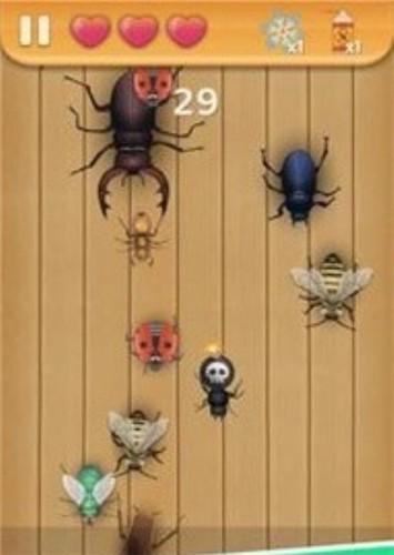 虫子粉碎者截图
