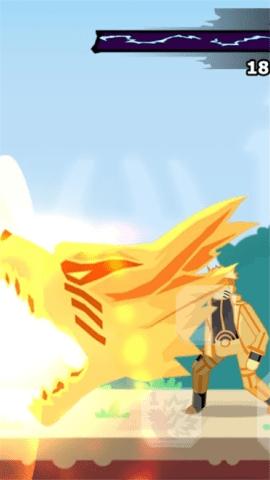 火影忍者火柴人格斗截图