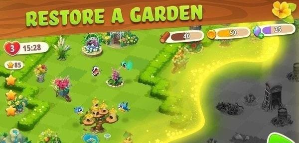 合成花园截图