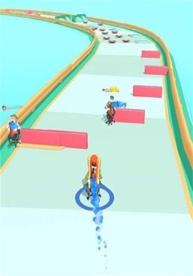 喷水赛跑截图