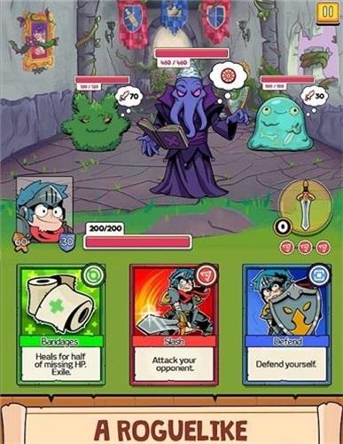 魔法卡牌守护者截图
