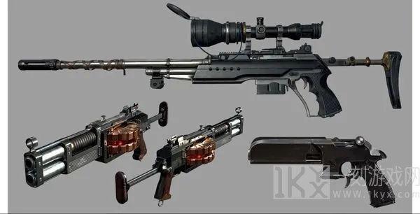 死亡循环包含有哪些特殊的武器  特殊武器获取的方式以及属性介绍
