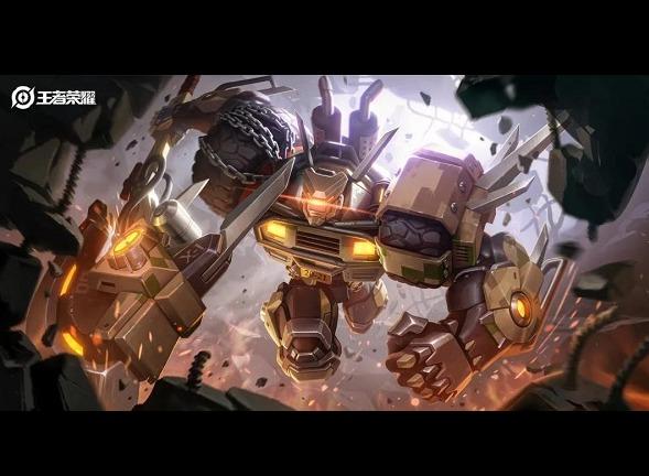 王者荣耀典韦新皮肤铁甲之心详细介绍 王者荣耀典韦新皮肤铁甲之心上线时间