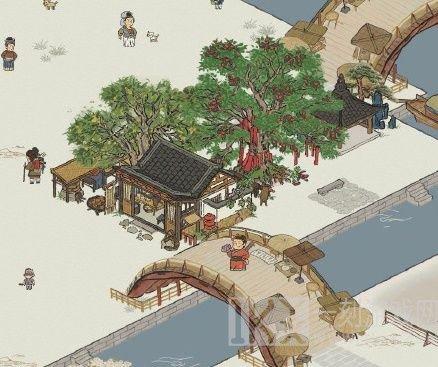 江南百景图月饼铺子怎么获得 月饼铺子获取的方法