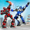 大型机器人环战