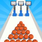 篮球倍增跑