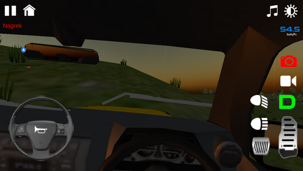 顶级卡车越野模拟