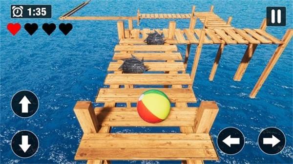 极限球平衡器3D截图