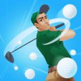高尔夫球射击
