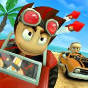 沙滩车赛车