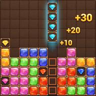 方块拼图珠宝世界