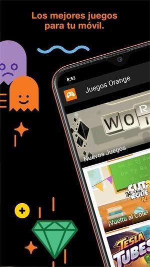 Juegos Orange截图