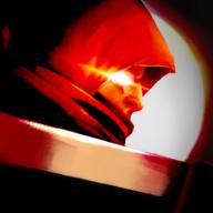 黑暗骑士火柴人
