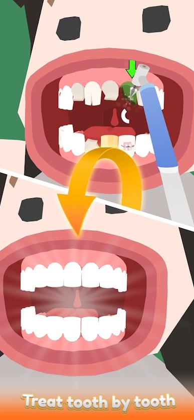 空闲的牙医截图