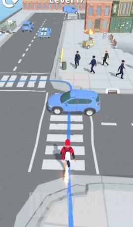马路冲刺大师3D