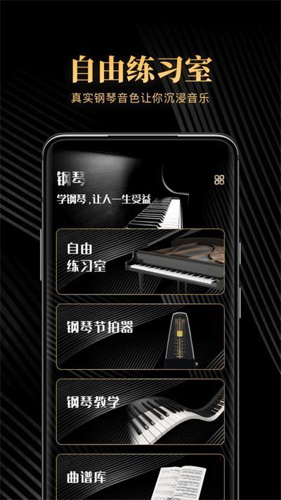 钢琴吧截图