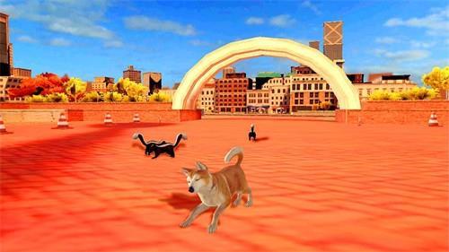 秋田犬模拟器截图