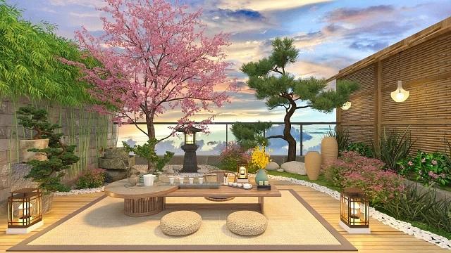 花园甜蜜设计截图
