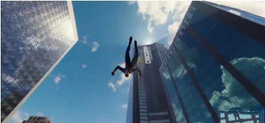蜘蛛绳超级英雄副镇截图