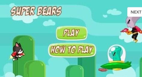 小熊超人截图