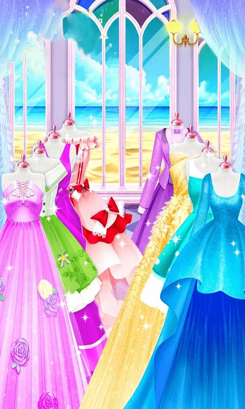 梦幻新娘美妆店截图