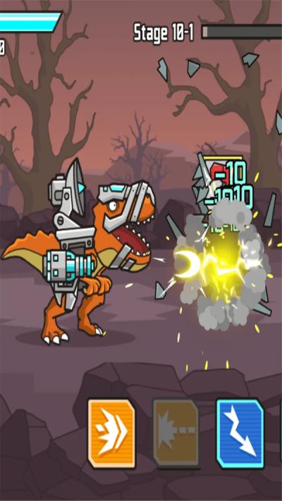 赛博恐龙截图