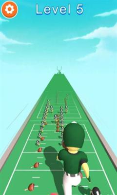 橄榄球运动跑酷截图