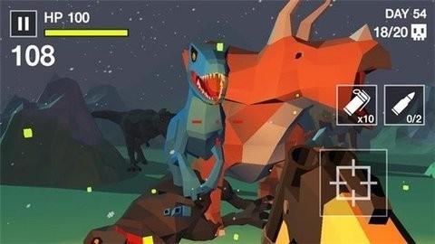 像素恐龙猎人截图
