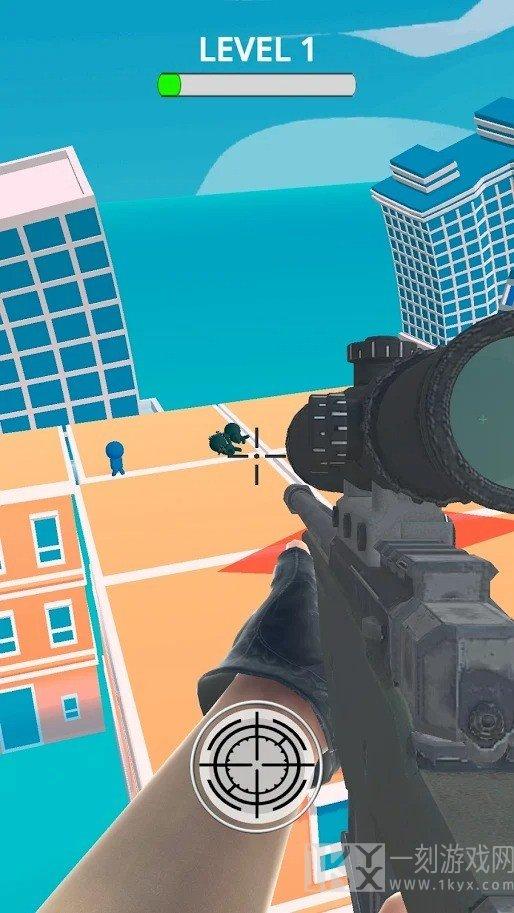 直升机狙击射手